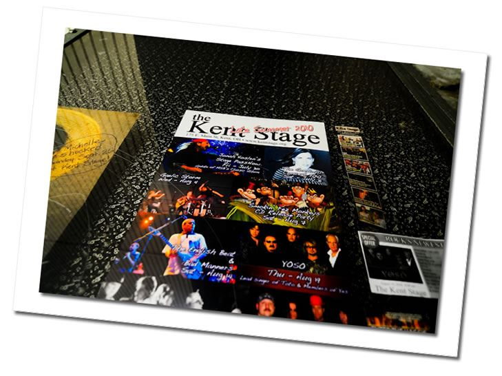 Kent Stage 2010 Program